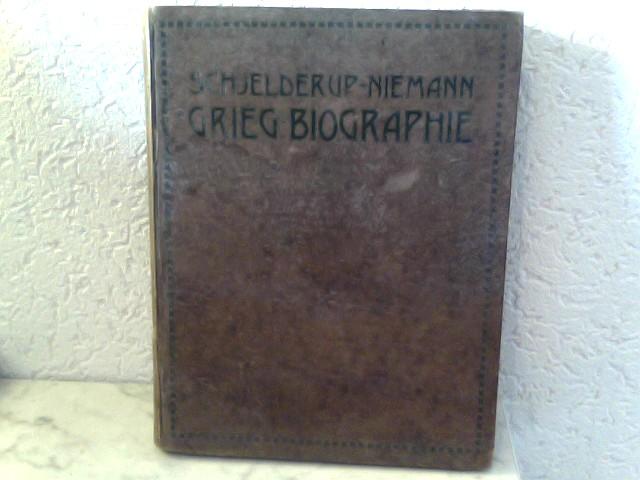 Edvard Grieg - Biographie und Würdigung seiner Werke