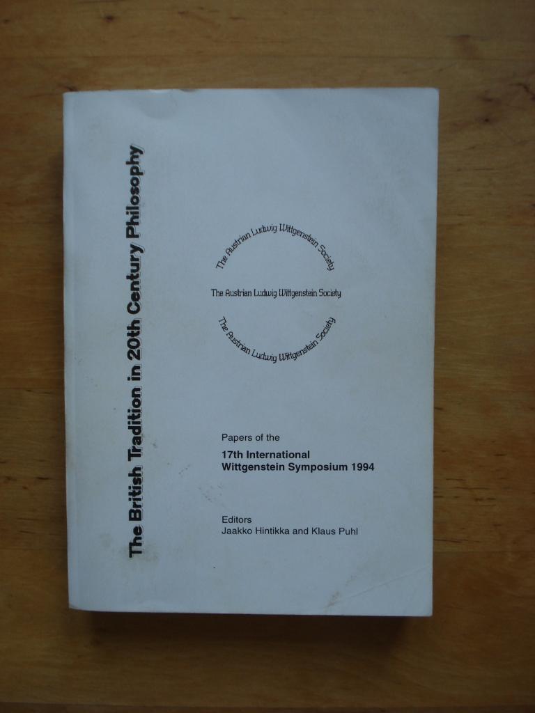 17. Internationales Wittgenstein Symposium / 17th International Wittgenstein Symposium - August 1994 - Beiträge / Papers - Volume II