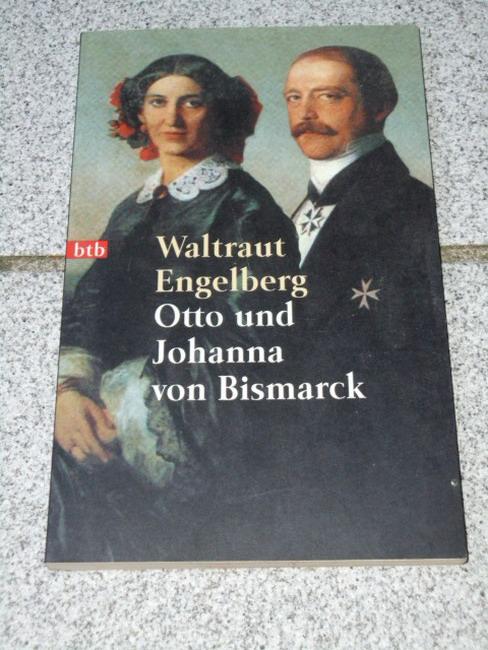 Otto und Johanna von Bismarck.