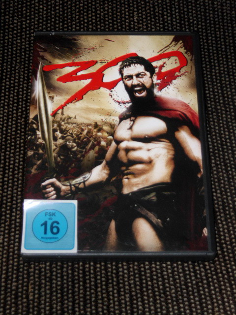 300, [DVD]