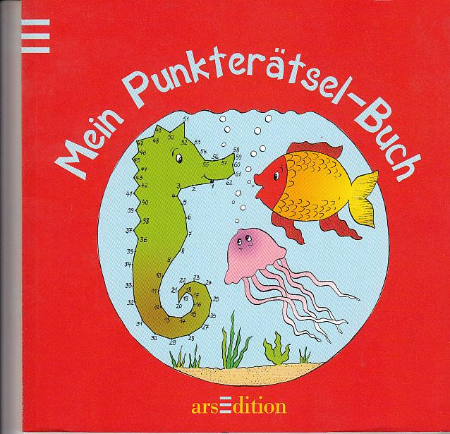 Mein Punkterätsel-Buch. Malbücher / Malblöcke: Einzeltitel
