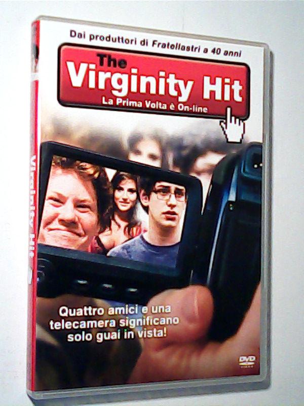 The virginity hit [IT Import]