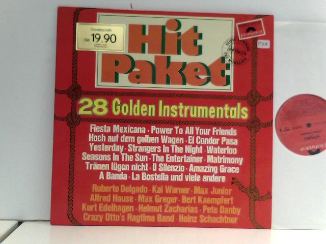 Hit Paket - 28 Golden Instrumentals