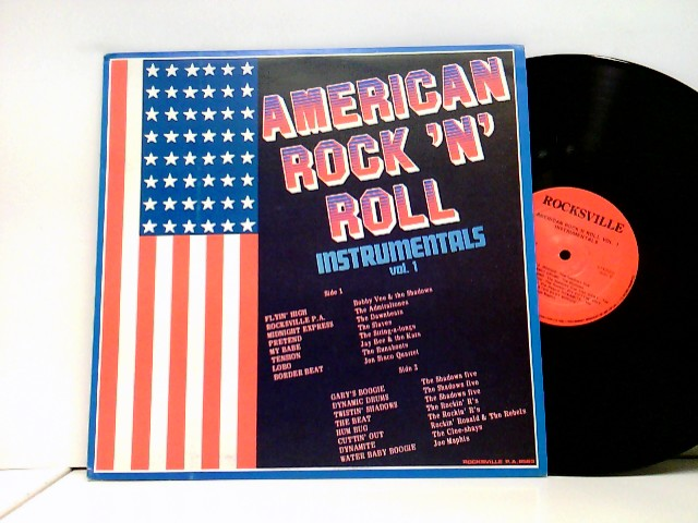 American Rock 'N' Roll Instrumentals Vol. 1