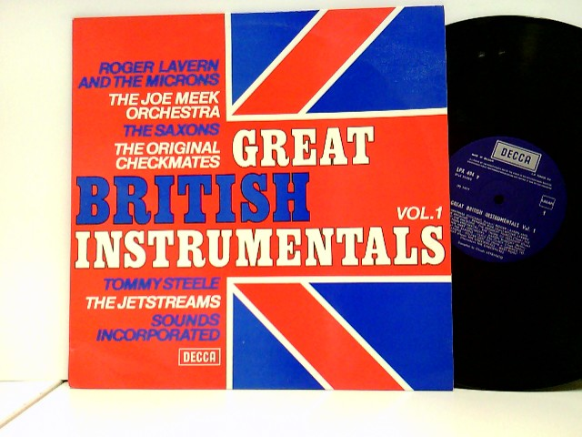 Great British Instrumentals Vol.1