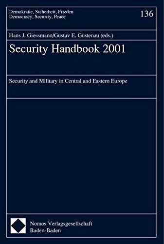 Security Handbook 2001 - Security and Military in Central and Eastern Europe.