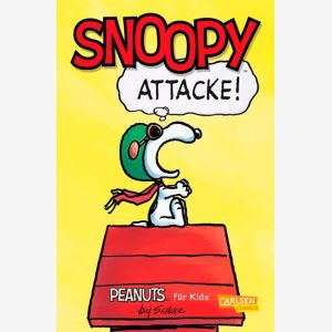 Peanuts für Kids 3: Snoopy - Attacke!